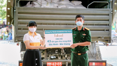 BABEENI CO., LTD DONATES RICE TO DISTRICTS SERIOUSLY AFFECTED BY COVID 19 EPIDEMIC