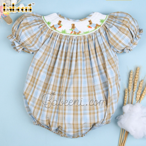 Baby girl bubble with cute bunny and carrot – DR 3350