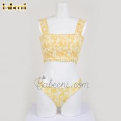 sprig-of-flowers-pattern-women-swimwear---ms-26